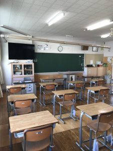 中川中学校3学年